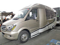 2015 SERENITY 50TH ANNIV. LEISURE TRAVEL VAN MERCEDES DIESEL