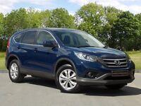 Honda CR-V I-DTEC SE (blue) 2013