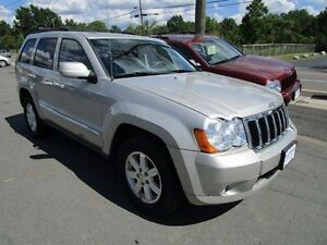 2009 Jeep Grand Cherokee Limited  5.7 hemi