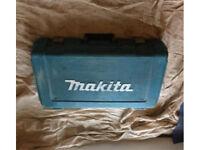 Makita case for sds hammer drill 18v