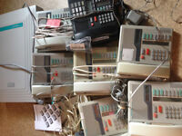 Meridian Phone System - complete system