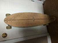 Bamboo Longboard from west 49, great condition