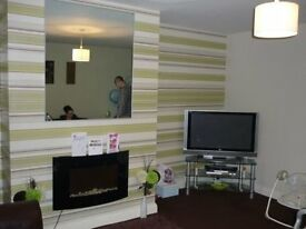 Recently refurbished 1 bedroom unfurnished groend floor flat nursery lane Gateshead NO AGENTS FEES