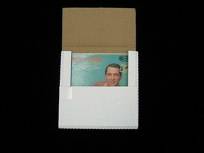 100 Lp Record Album Mailer Boxes 200 12.25 X 12.25 Filler Pads - Ships Free