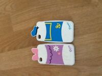Matching iPhone 4 cases
