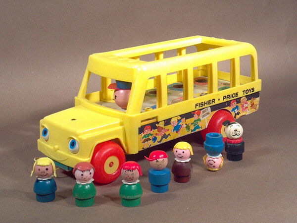 Best Little People Toys : Top vintage fisher price little people sets