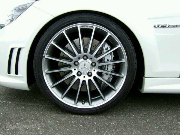 "19"" MERCEDES C63 AMG ALLOY WHEELS C, E S SL CL CLK SLK CLS CLASS ETC..."