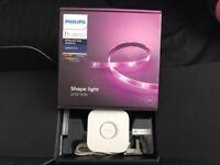 Philips Lightstrip Plus + Hue Bridge v2.0 kit - BNIB
