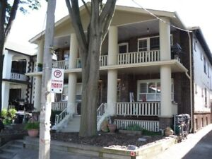 Beaches large 1 Bdrm bsmt apt for rent Aug/1st South of Queen