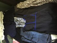Maternity Clothes - size large and x-large