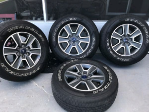 Roues de Ford F150 18""