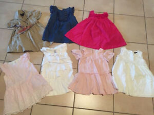 Toddler girl dresses size 2