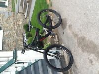 I am looking to trade my downhill bike