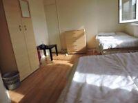 3 rooms empty,we need flatmates few min Bethnal Green,Whitechapel,Old Street,Liverpool Street,Bank