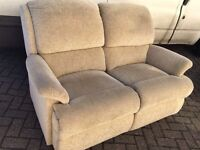 2 seater sofa-Free delivery