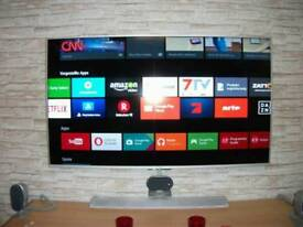 """SONY 65"""" Full HD Freeview HD Android Smart 3D LED TV. NEW CONDITION FULLY WORKING"""