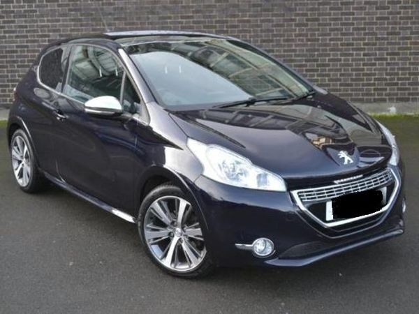 peugeot 208 xy 3 door hatchback 1 6 e hdi 115 xy rare car in kilmarnock east ayrshire gumtree. Black Bedroom Furniture Sets. Home Design Ideas
