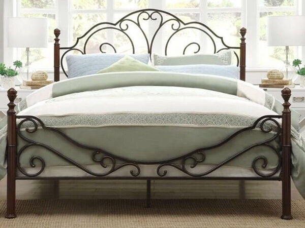 How To Paint A Metal Bed Frame Ebay