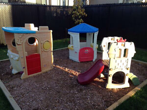 Almost New Little Tikes Outdoor Play House