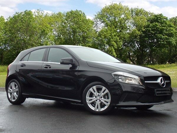 Mercedes Benz A Class A 180 D Sport Black 2017 In