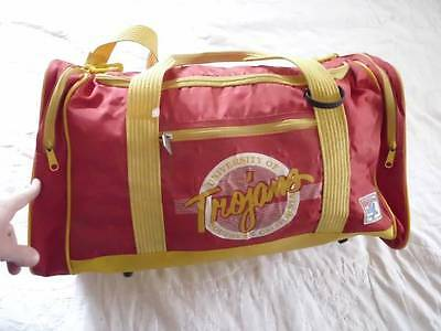 Used, USC Bag Trojans University Southern California Duffle Sports Gym Original Large for sale  Shipping to South Africa