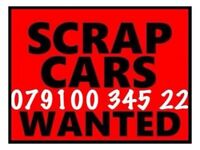07910034522 SELL MY CAR 4X4 FOR CASH BUY MY SCRAP MOTORCYCLE NO MOT C