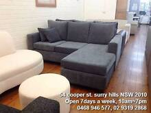 New top quality sofa lounges couch comfortable sofa bed available Ashfield Ashfield Area Preview