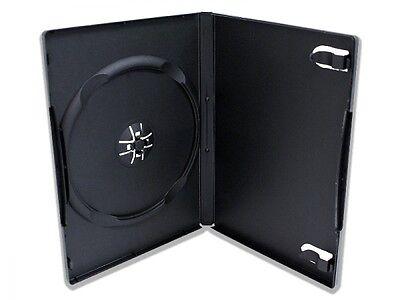 DVD Hülle Hüllen Schwarz 1Disc 14mm 100 Stk