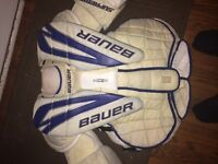 James Reimer Bauer One95 Chest Protector