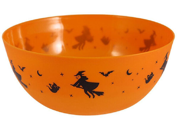 Trick or Treat Halloween Candy Bowl