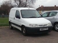 Citroen berlingo 1.9 diesel spares or repairs