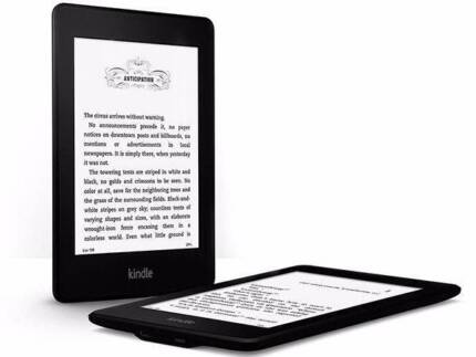 Kindle paperwhite new!!