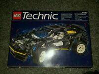 Lego Technics 8880 supercar