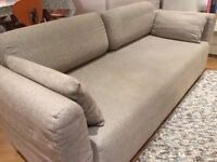 3 seater sofa(bed)