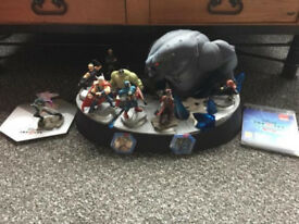 Huge Disney infinity bundle