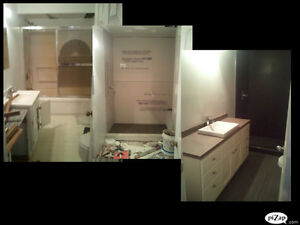 Complete bath and kitchen renos London Ontario image 7