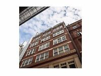 Self-contained building, situated just off of Fleet Street offering serviced offices from £499pcm