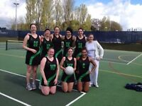 Barnes Netball Club looking for new players 2016-17