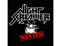 Giggng Hard Rock Heavy Metal Band looking for permanent Drummer