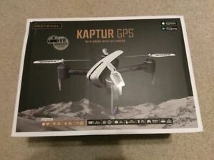 Like New - Kaptur GPS™ Wi-Fi Drone with HD Camera