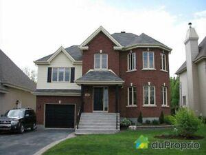557 000$ - Maison 2 étages à vendre à La Prairie