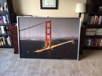 Large IKEA picture