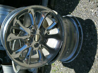 five rims 17 inch to fit 1999 Chrysler 300