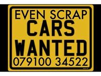 07910034522 SELL YOUR CAR 4x4 FOR CASH BUY MY SCRAP TODAY