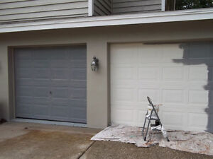 Garage PAINTING! Make it look new!!!