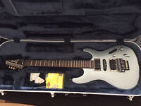 Ibanez 'S series' S470 right handed guitar and matched case