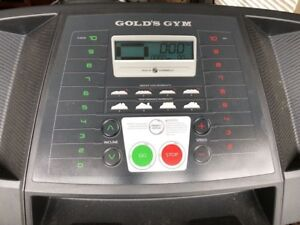 Best offer Gold gym treadmill