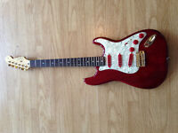 Squier by Fender Stratocaster Protone