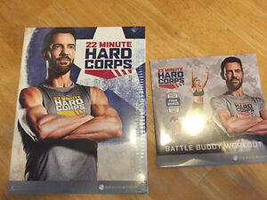 22 minute Hard Corp work out program