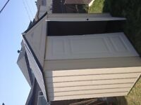 Remise a donner / shed to give away pickup